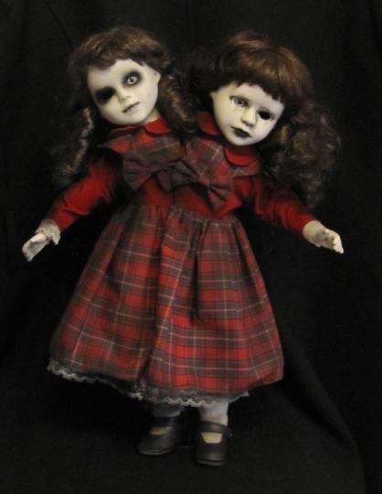 Puppe Laurel und Ivy