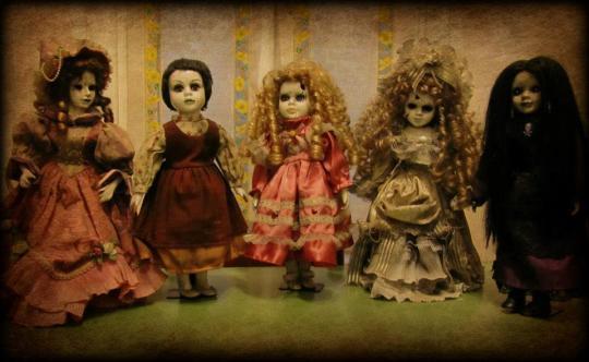 Meine Puppen